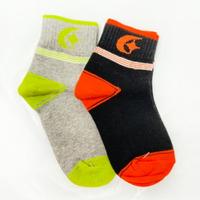 日本月星Moonstar機能襪-健康成長機能童襪2色066灰/067黑L(18-21cm)