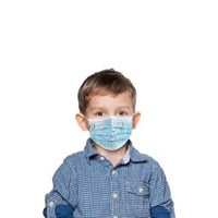 【Nick Shop】防塵兒童口罩50片-72盒1組-款式隨機(非醫療用口罩/防塵口罩)