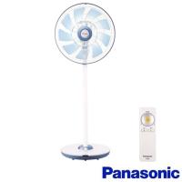 Panasonic國際牌 16吋DC變頻高級型溫感遙控立扇 金屬柱 (F-L16DMD)