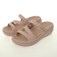 【SKECHERS】女 休閒系列涼拖鞋 FOAMIES ARCH FIT ASCEND(111232ROS)