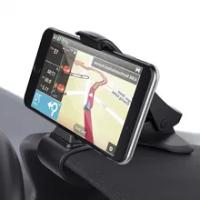ผู้ถือโทรศัพท์ Universal HUD Dashboard Mount ผู้ถือโทรศัพท์รถ Bracket สนับสนุนสมาร์ทโฟน Voiture Auto โทรศัพท์คลิป GPS