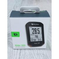 【單車元素】Bryton Rider 320 E 自行車記錄器  GPS 無線 碼表
