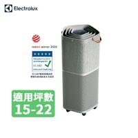 Electrolux伊萊克斯 Pure A9 高效能抗菌空氣清淨機 PA91-606GY (淺灰)