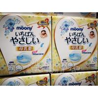 現貨✨超取可3箱 moony 滿意寶寶拋棄式防溢乳墊 好市多 母乳墊 Costco代購 液乳墊 好事多