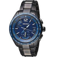 刷卡滿3千回饋5%點數|SEIKO 精工錶 BRIGHTZ鈦金屬太陽能電波腕錶 8B63-0AS0SD  SAGA265J 藍