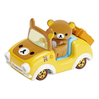 【震撼精品百貨】Rilakkuma San-X 拉拉熊懶懶熊~RILAKKUMA TOMICA 騎乘系列 拉拉熊