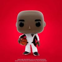 FUNKO POP! NBA 公牛隊 麥可喬丹 白色熱身服