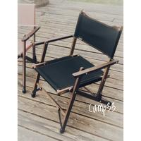 【露戰隊】cAmP33 純手工實木可收納椅 折疊椅 實木椅