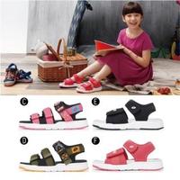 【LOTTO】運動鞋 兒童鞋 磁扣護趾/輕量織帶涼鞋(4款任選)