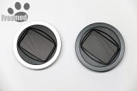 又敗家@台灣Freemod X-CAP2半自動鏡頭蓋46mm鏡頭蓋(黑色/銀色)鏡頭前蓋手動蓋適Olympus M.Zuiko Digital 17mm 25mm 1:1.8 60mm 1:2.8 MZD Panasonic Lumix G 14mm F2.5 II 14-42mm F3.5-5.6 II Leica DG 15mm 20mm F1.7 II 25mm F1.4 35-100mm 45mm F2.8 X PZ 45-175mm F4.0-5.6 Sigma 19mm 30mm 60mm