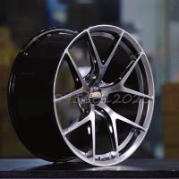 全鍛造FI-R鏤空風洞仕樣BMW 5孔120 19吋鋁圈20吋鋁圈E92/F02/F07/F10/F14/F30/F32