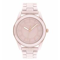 【COACH】優雅LOGO陶瓷時尚腕錶38mm(14503772)