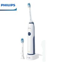【振興再享5%回饋+本月主打】PHILIPS 飛利浦 HX3226 潔淨音波震動電動牙刷 內附二個牙齦護理刷頭