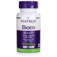 美國 Natrol Biotin 生物素 毛髮健康營養補給品