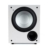 【JAMO】重低音喇叭/10吋重低音/劇院/喇叭(C910 白色)