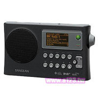 SANGEAN山進 WiFi/數位廣播/調頻/USB 網路收音機 WFR-28D