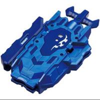 現貨 戰鬥陀螺 爆裂世代 超王系列 B119 藍色左右迴旋發射器 LR 左右自由切換