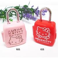 【TDL】HELLO KITTY密碼鎖頭鑰匙圈吊飾包包掛飾 957526/957527
