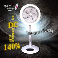 【順光】順光12吋倍增風量DC循環扇SK-300RS-DC(搭配家電三寶 效率再提升)