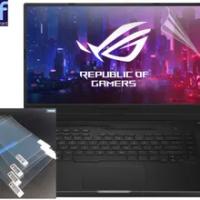 5pcs/pack Clear/Matte Notebook Laptop Screen Protector Film for Asus ROG Zephyrus G15 2020 GA502I GA502 IU IV GA502D DU GA502GU