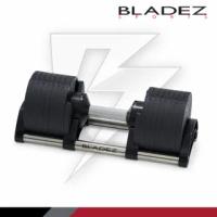 【BLADEZ】AD32 Z-可調式啞鈴-32kg(極淬黑)