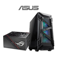 【ASUS華碩 機殼+750W電源】TUF Gaming GT301 電腦機殼+ROG STRIX 750W金牌 電源供應器