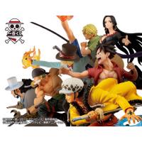 (貨在日)日本代買 日本金證 海賊王ONE PIECE 劇場版一番賞 5/30上市