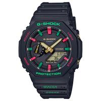 CASIO G-SHOCK GA-2100TH-1A 農家橡樹電子錶(黑)