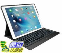 [1美國直購] Logitech 920-007824 12.9吋 羅技 鍵盤保護殼 Create Backlit Keyboard Case with Smart Connector for iPad Pro  TB1dd