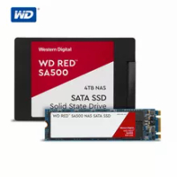 "Western Digital Red SSD SA500 NAS SATA 500GB 1TB 2TB 4TB WD SSD Western Digital 2.5"" to 3.5"" ssd hdd metal adapter"