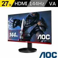 【AOC】G2790VXA 27型 HDR 144Hz專業電競螢幕