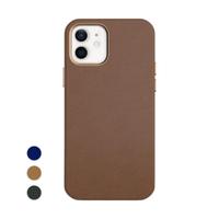 【UNIU】CUERO 皮革保護殼 for iPhone 12 mini