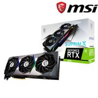 微星 GeForce RTX3090 SUPRIM X 24G 顯示卡