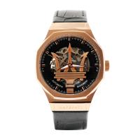 【MASERATI 瑪莎拉蒂】瑪莎拉蒂2020 LIMITED限定版自動機械錶/(R8821108034/限量120只)