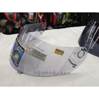 M2R XR3  F2C M3 OX2全罩帽配件淺茶色鏡片 深黑色片 頭頂內襯 耳邊 透明白色片電鍍彩色片 鏡片座