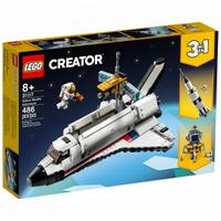 【領券滿額折50】樂高LEGO 31117  創意百變系列 Creator 太空梭歷險