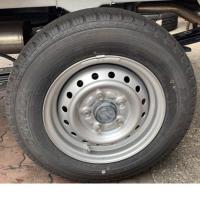 高雄人人 新車落地 Suzuki Carry 13吋 鐵圈 5孔114.3 5J ET20 貨車圈 新車拆 不含輪胎