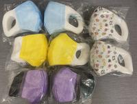 *團購台灣優紙* 3D立體 幼幼兒童 醫療防護口罩50入* 3至4歲以下*