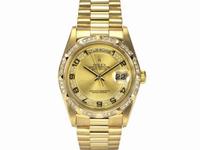 ROLEX錶 勞力士 18238 星期日誌 MA面盤 自動 編號C070321R