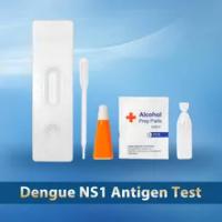 Dengue NS1 Ag Test Dengue Antigen Rapid Test เลือด/เซรั่ม/Plasma ชุดทดสอบ