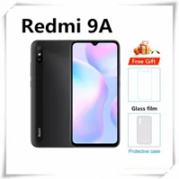 """Original Xiaomi Redmi 9A โทรศัพท์มือถือ4GB RAM 64GB ROM Andraoid 10 MTK Helio G25 Octa Core 6.53 """"5000MAh 13MP กล้องสมาร์ทโฟน"""