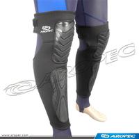 【【蘋果戶外】】AROPEC NS-KN-1 2.5mm Neoprene 溯溪用護膝護脛(成對銷售) 男女適用 亞洛沛 台灣製