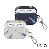 【UNIQ】AirPods Pro Coehl彩繪筆刷設計防摔保護套