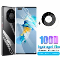 front back hydrogel film for huawei mate 40 pro pro+ screen protector for huawei mate 40pro plus mate40 pro mate40pro glass film