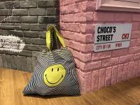 博物館系列 (笑臉SMSP) | LOQI防水購物袋