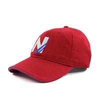 美國百分百【全新真品】NAUTICA 帆船牌 帽子 配件 棒球帽 男帽 遮陽帽 鴨舌帽 LOGO 紅色 S號 F603