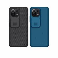 NILLKIN Redmi 紅米 Note 10 Pro 黑鏡保護殼 手機殼 保護套 鏡頭滑蓋!