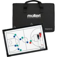 【毒】Molten 教練 戰術板 附磁鐵 白板筆 戰術紙 中華隊 奧運 SBL