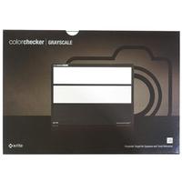 【美國X-Rite】olorChecker灰階卡Gray Scale Card 18%灰卡校正白平衡卡M50103(A4大小)
