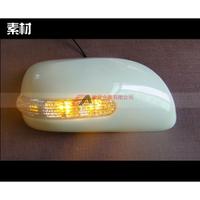 適用於 TOYOTA COROLLA 2007-2013 改裝LED 後視鏡蓋 燈殼 燈罩